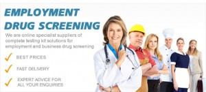 workplace drug testing kits companies